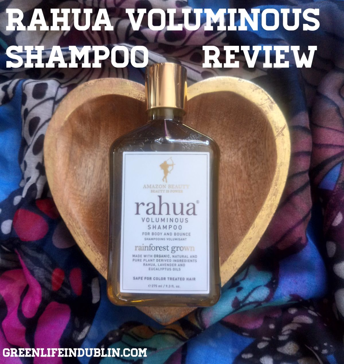 Rahua Voluminous Shampoo Review