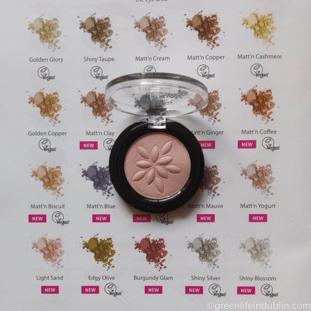 Lavera Beautiful Mineral Eyeshadow - Light Sand