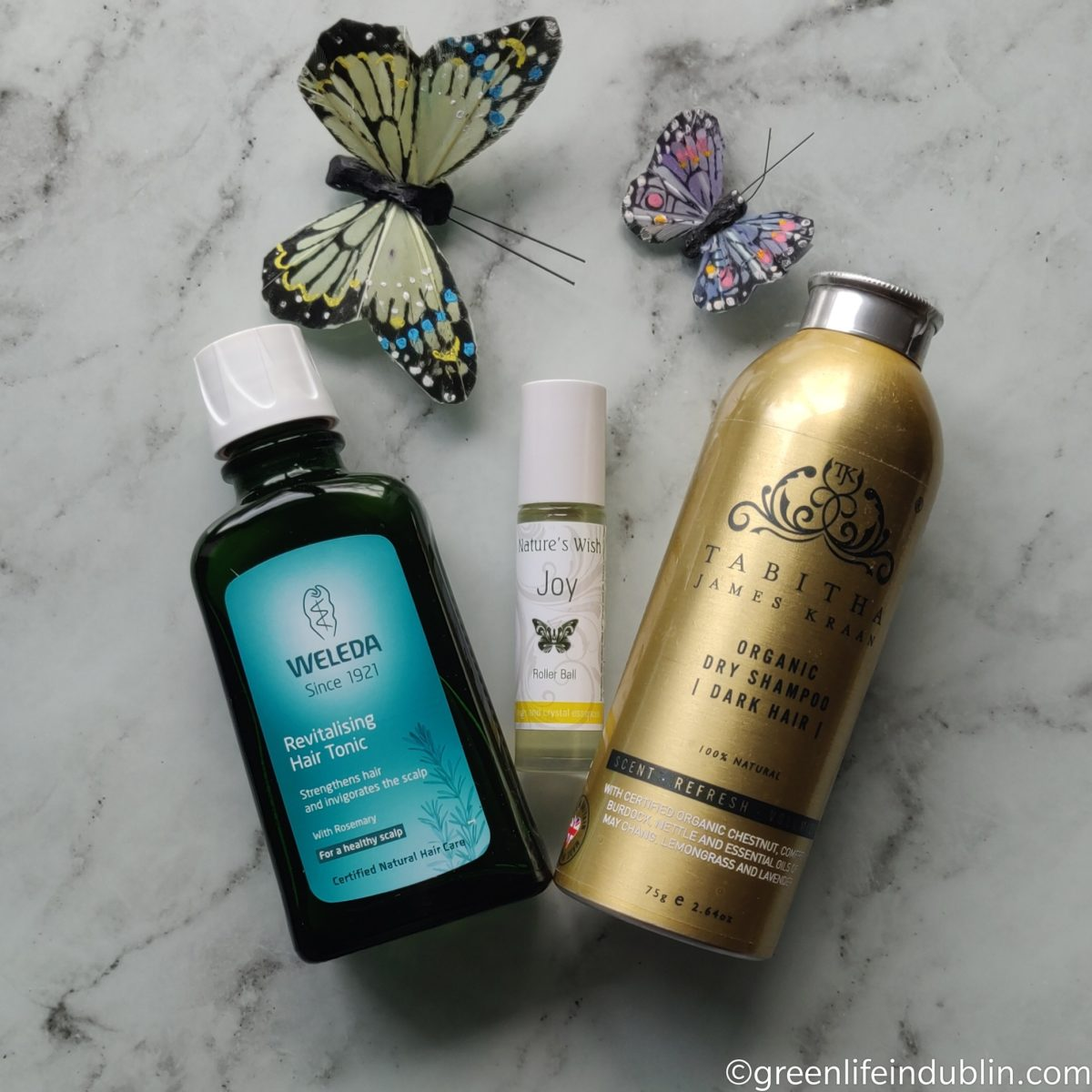 Love Lula Blogger Picks February 2019 – Weleda, Tabitha James Kraan, Nature's Wish [AD]