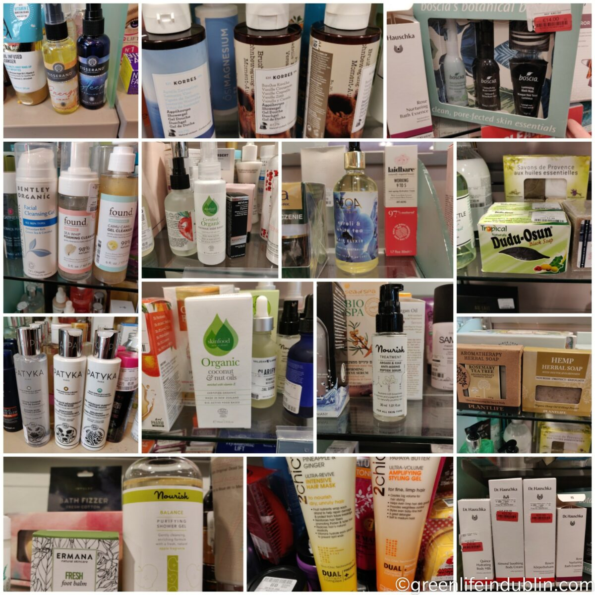 Natural Products in TK Maxx