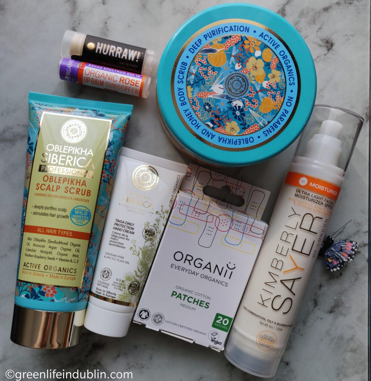 Love Lula Picks & Reviews – Hurraw, Alteya Organics, Kimberly Sayer, Natura Siberica, Organii [April 2019]