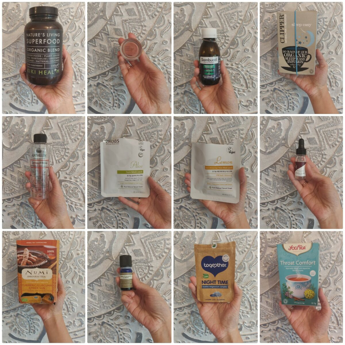 Natural & Organic Empties August 2019