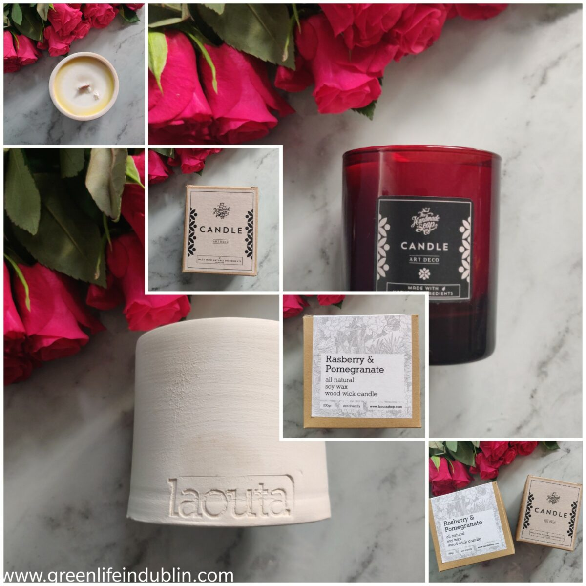 Love Lula Picks & Reviews – Laouta & The Handmade Soap Company Candles – Oct 2019