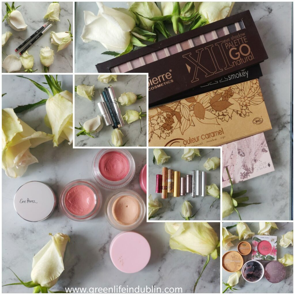 Plastic Free Make Up - Natural & Organic