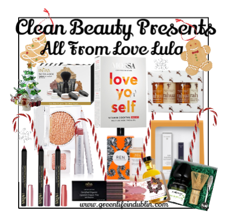 Clean Beauty Christmas Gift Guide - All From Love Lula