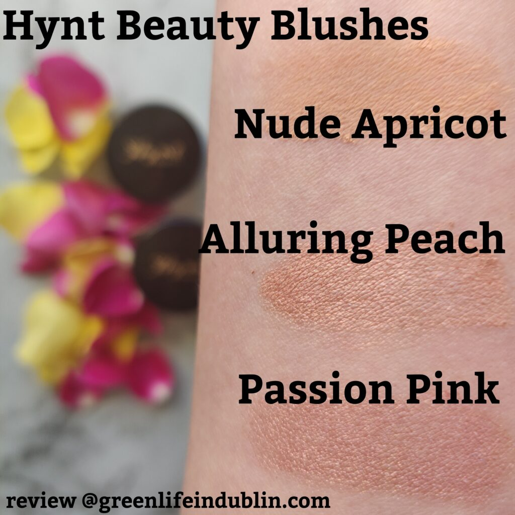Hynt Beauty Blushes review
