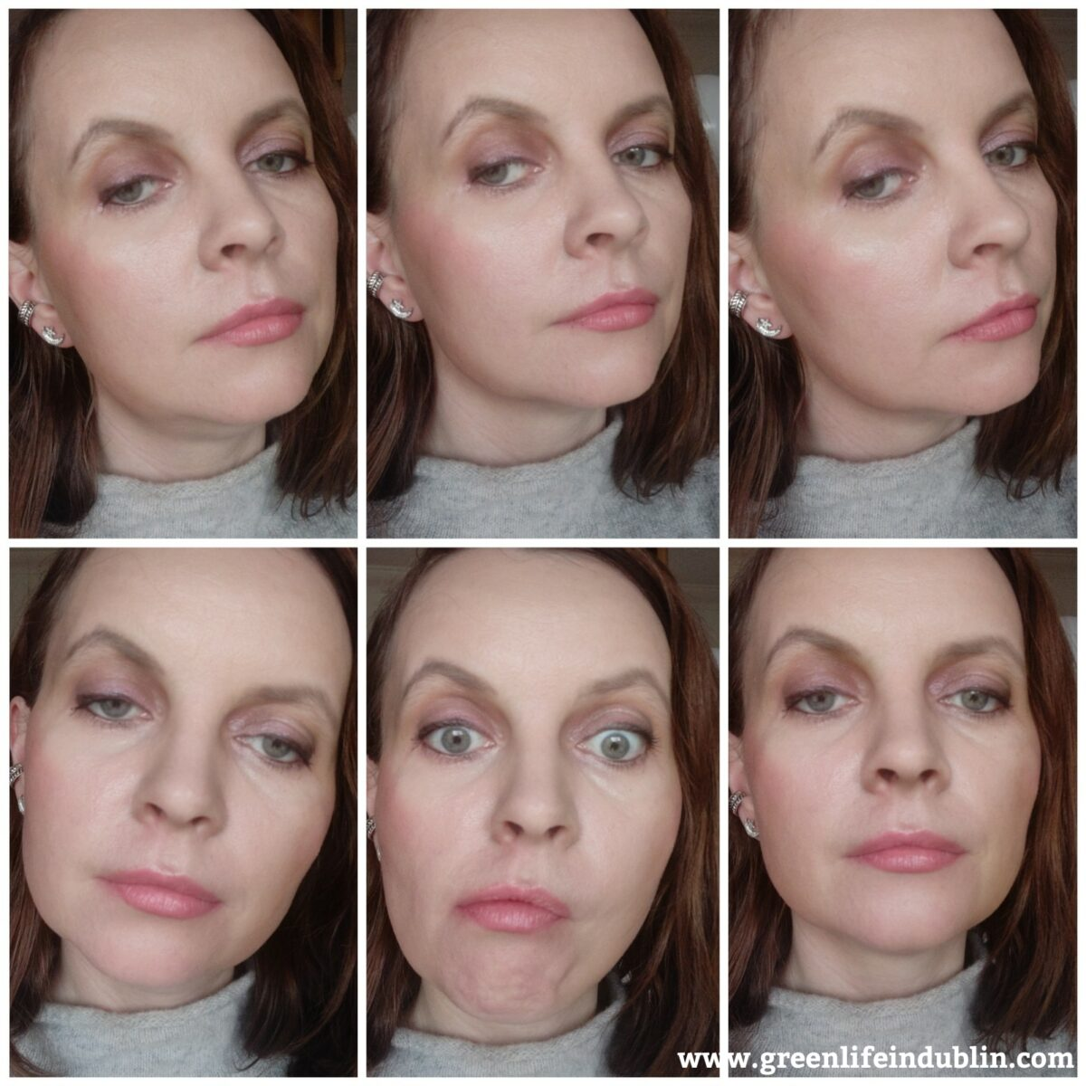 Day Glam with Natural Make Up