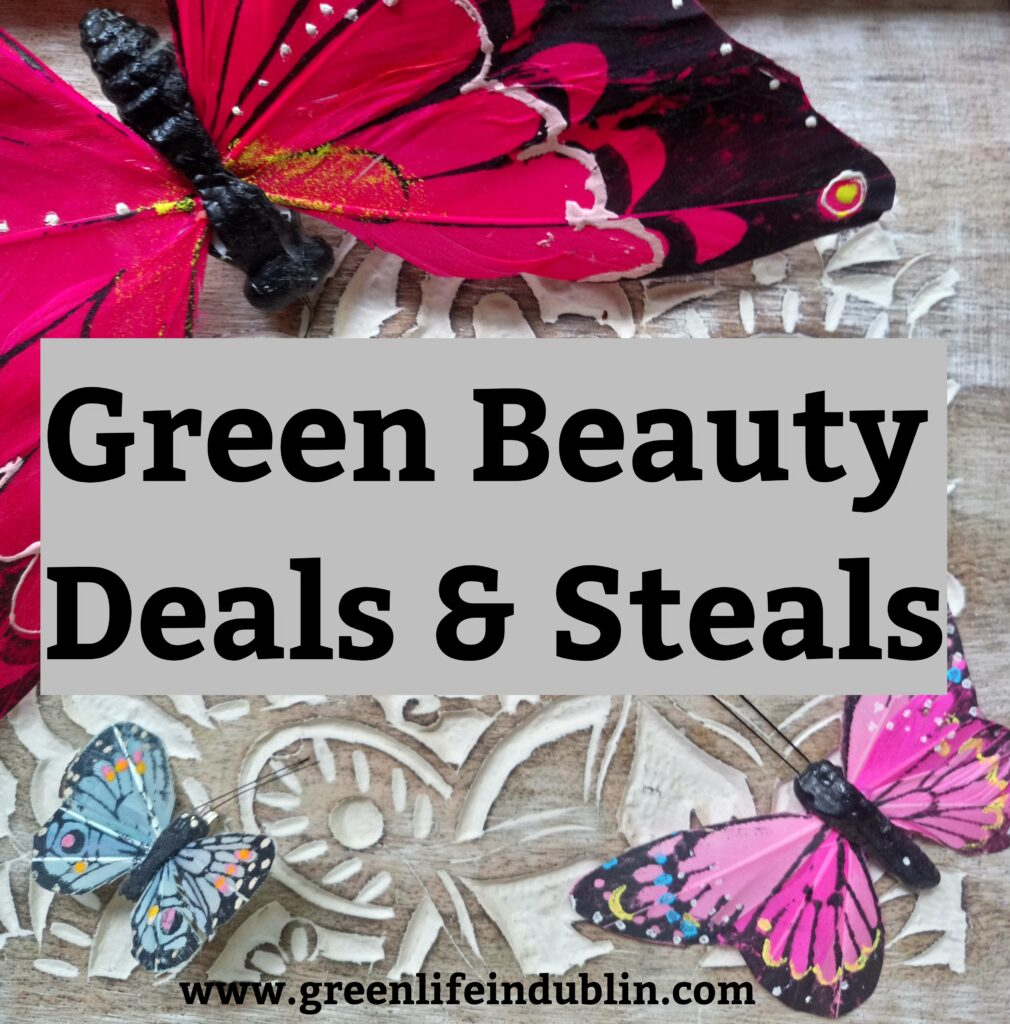 Green Beauty Deals, steals & discounts