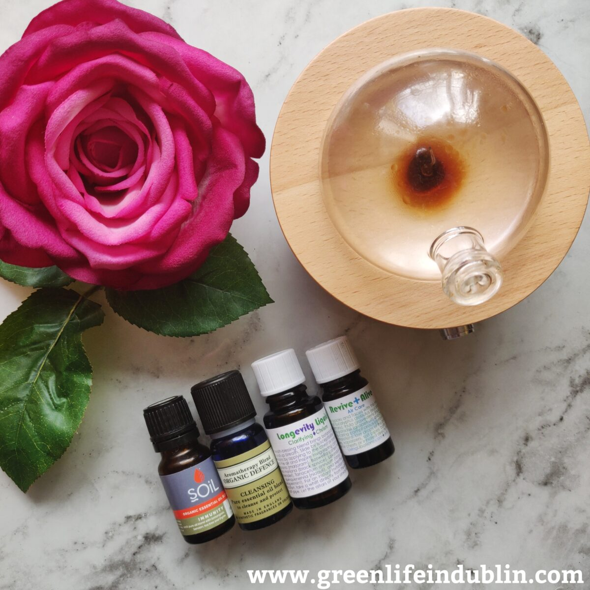 How I Diffuse Essential Oils To Stay Healthy